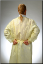 Disposable Isolation Gowns-Yellow-XL