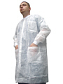 Disposable Lab Coats OUT OF STOCK