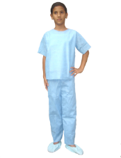 Childrens SMS Scrub Shirts & Scrub Pants