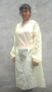 Disposable Isolation Gowns Knit Cuffs-XL OUT OF STOCK