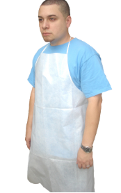 Disposable  Aprons (Premium) OUT OF STOCK