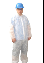 Polypropylene Disposable Coveralls