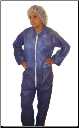 Polypropylene Disposable Coveralls OUT OF STOCK