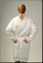 Disposable Isolation Gowns White XL OUT OF STOCK